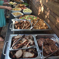 Busy Bee Catering Family Reunions