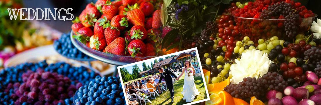 Busy Bee Catering - Weddings Oregon and SW Washington